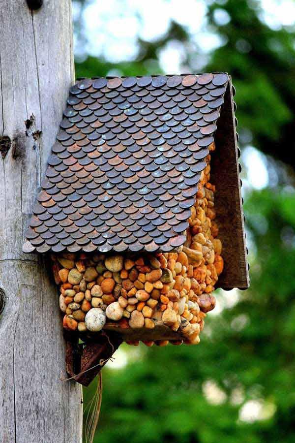 36 DIY Birdhouse