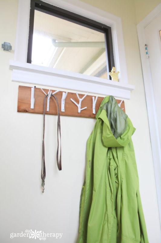 42 Branch Coat Rack