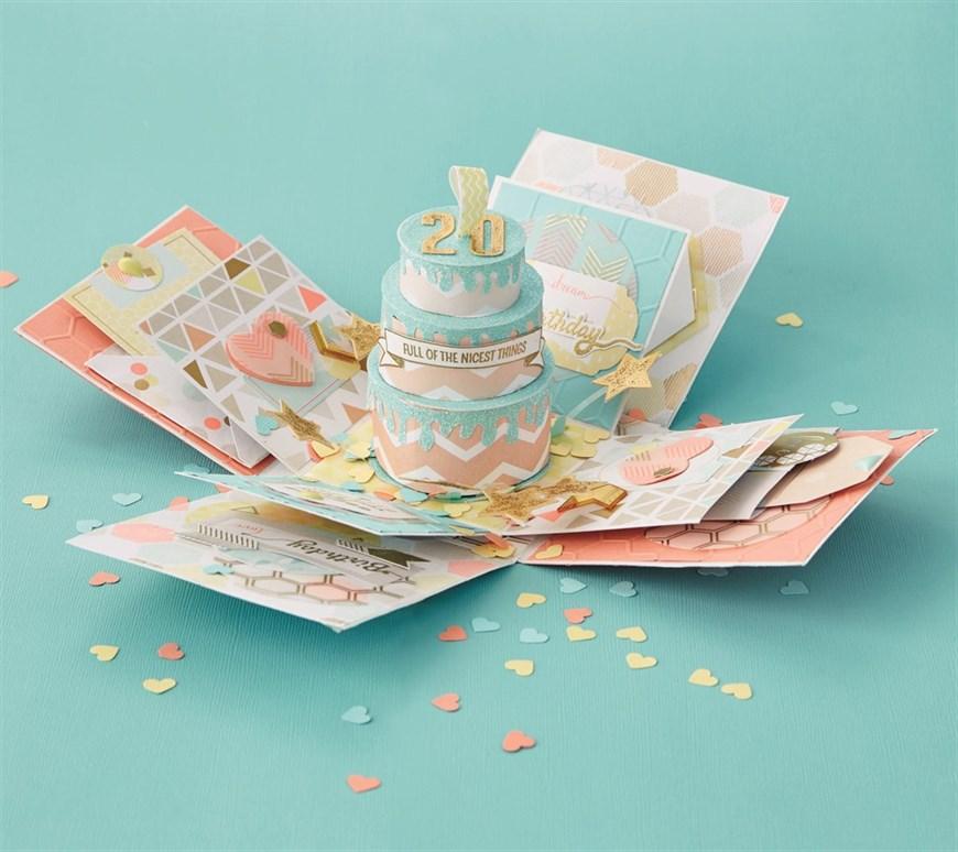 42 DIY Birthday Card Box
