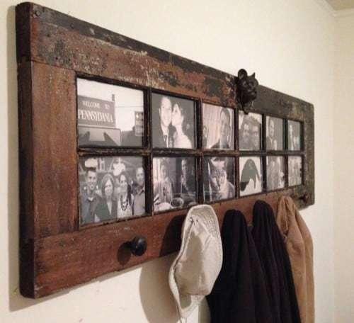 43 Door Frame Rack