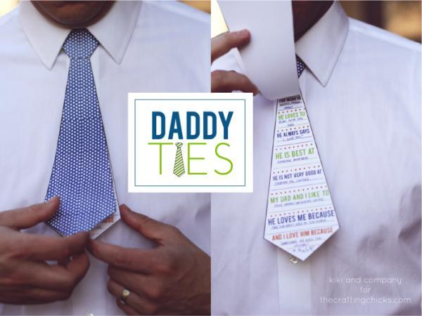 5 Daddy Ties