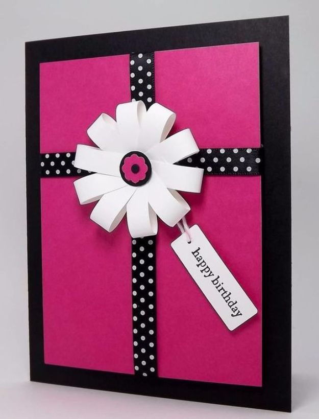 53 Make A Simple Birthday Card