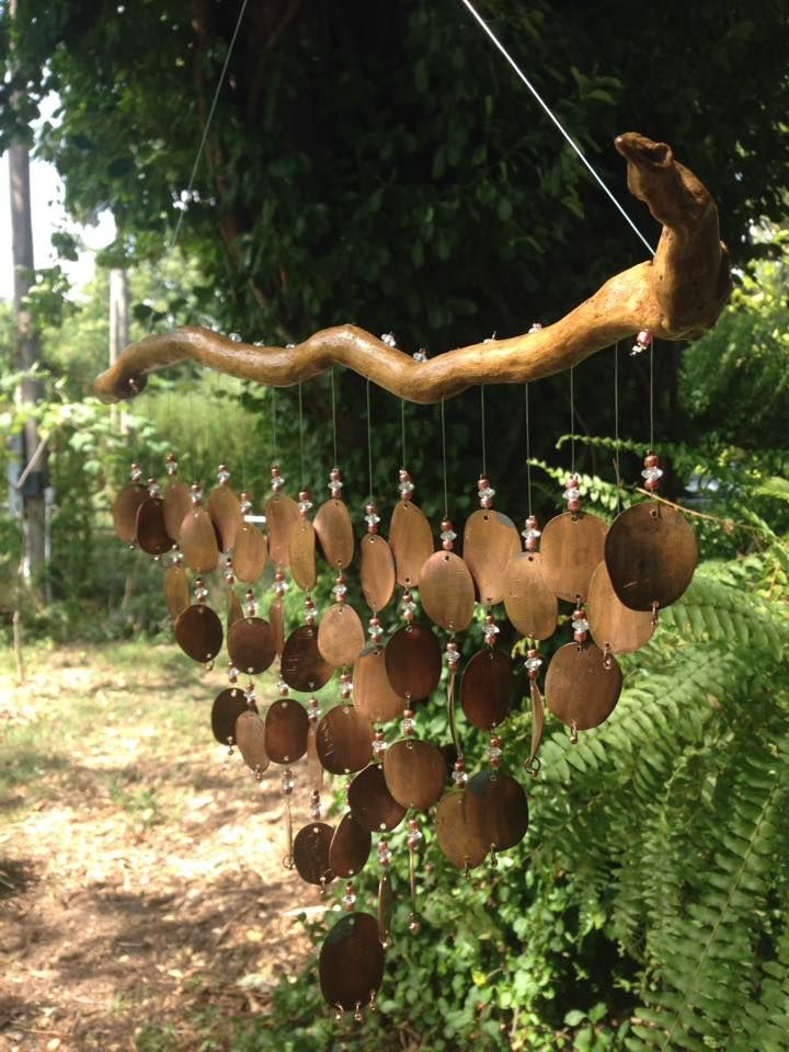 6 Penny Wind Chime