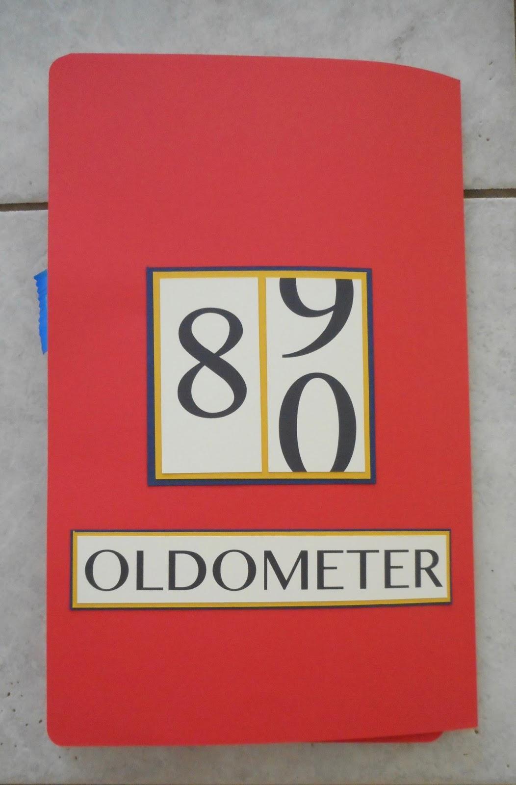 62 Dads 80th Birthday Card