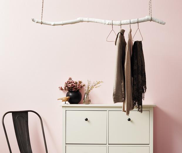 7 DIY Hanging Coat Rack