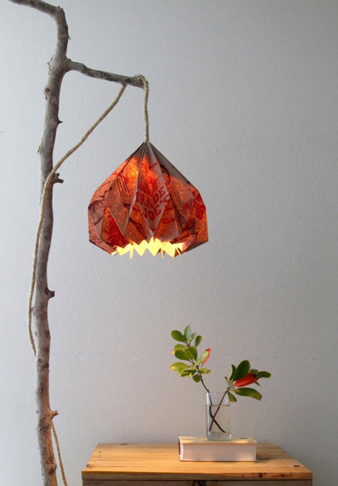 7 DIY Pendant Lamp