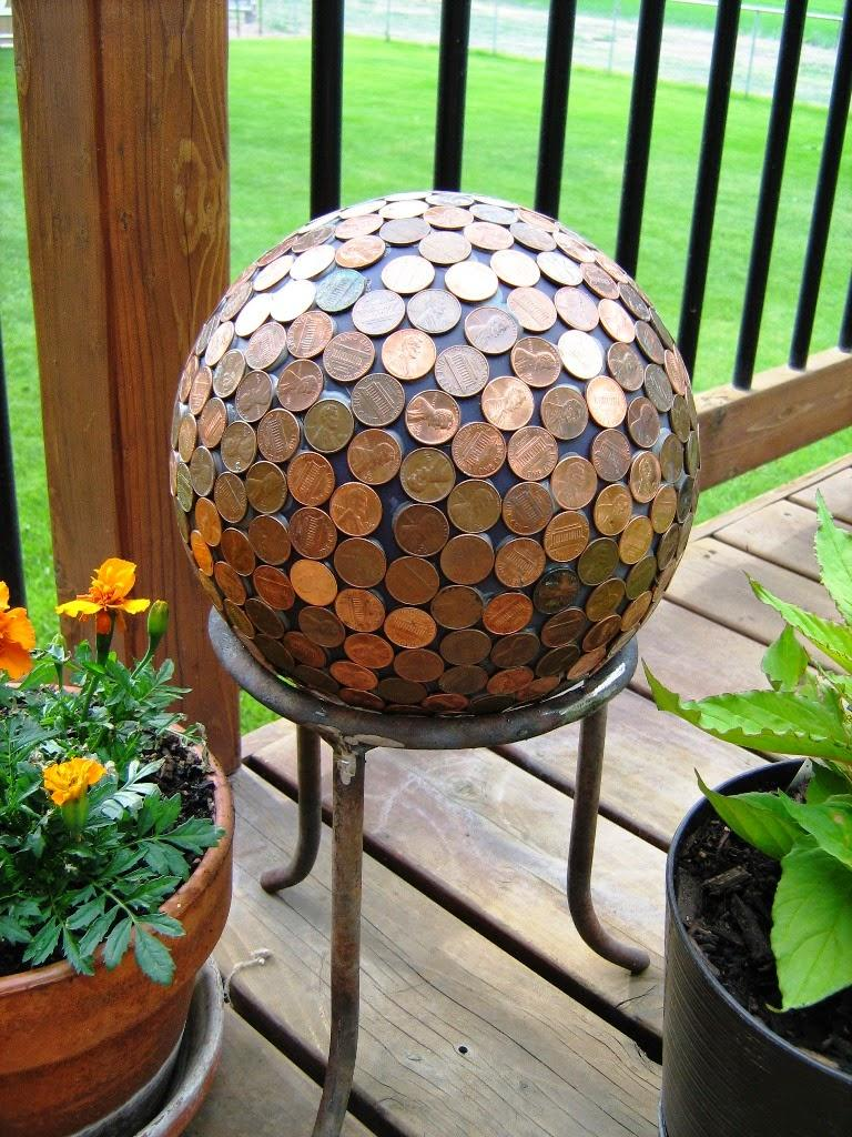 7 Penny Ball for Your Garden
