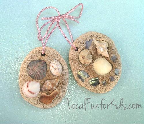 8 Easy Seashell Craft for Preschoolers