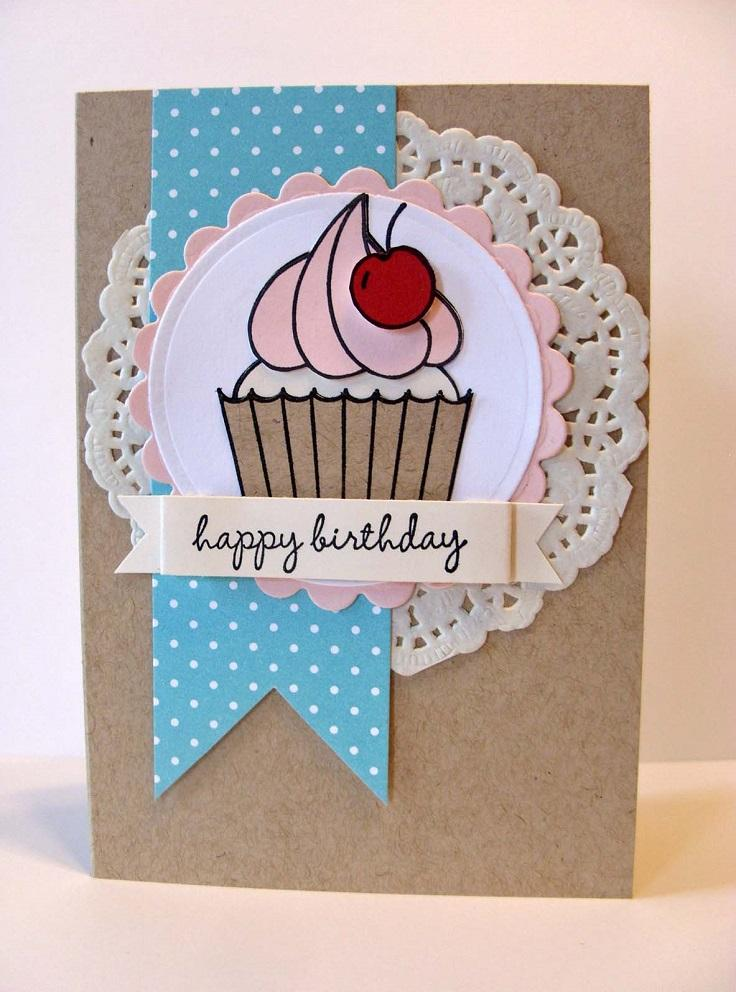 9 The Cupcake Birthday Card