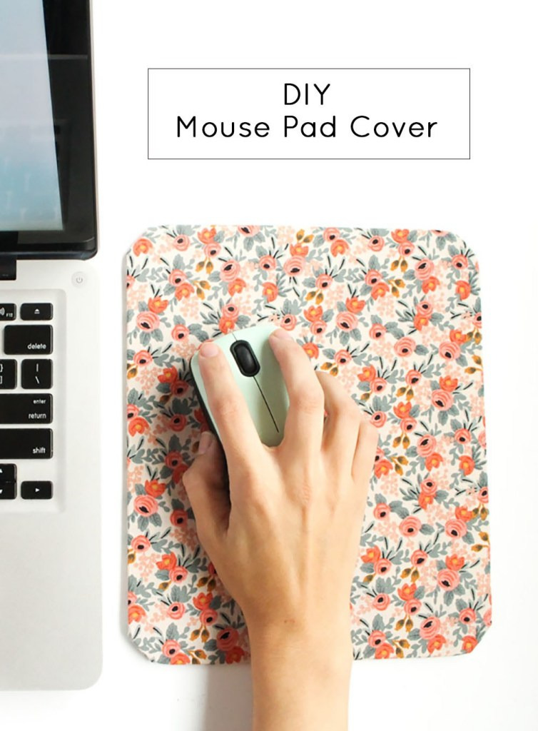 1 DIY Mouse Pad Cover