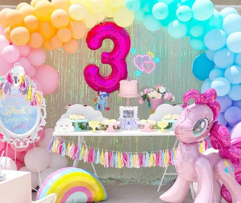 17 Birthday Party Decorations Ideas