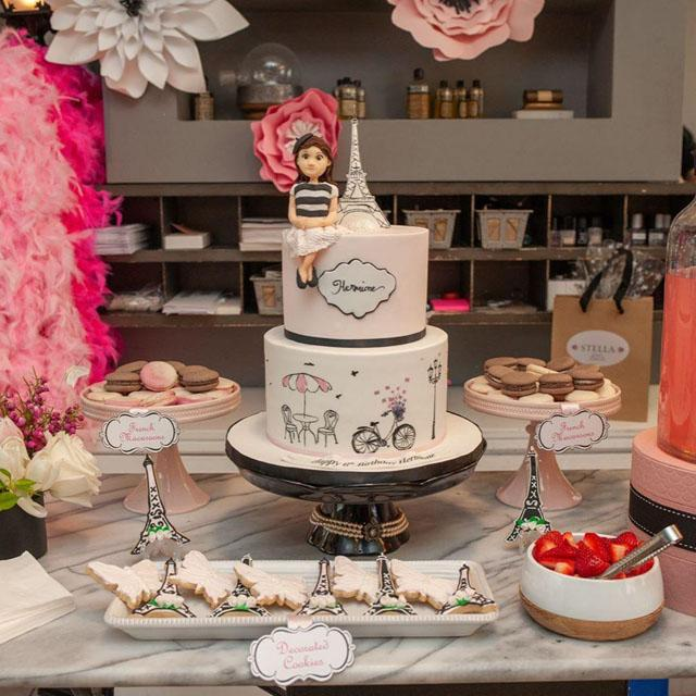18 Birthday Party Decorations For Girl