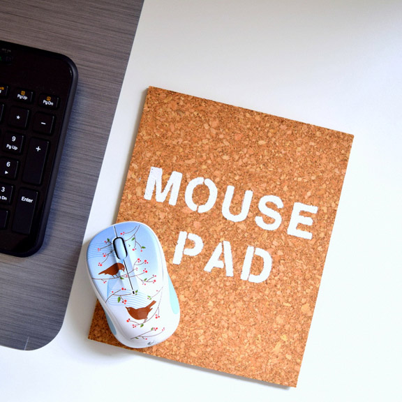 18 DIY MOUSE PAD