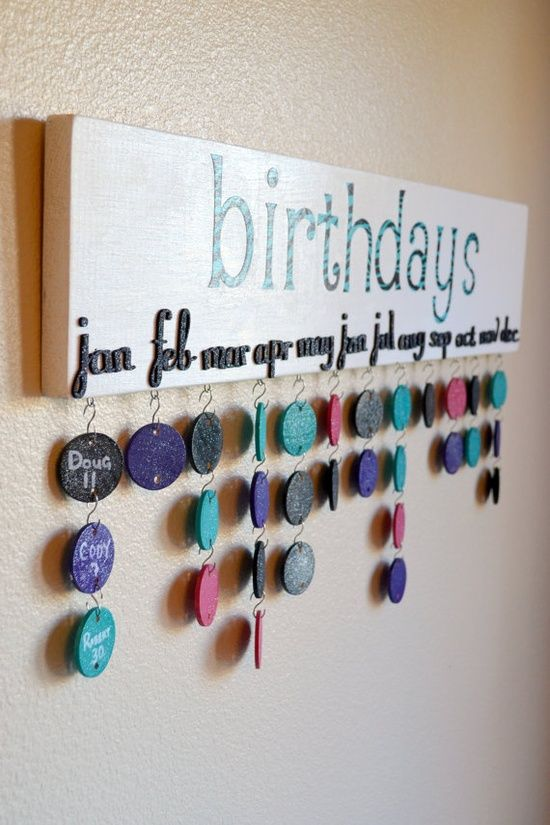 19 Creative Birthday Reminder