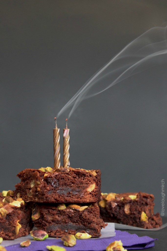21 DIY Gilded Birthday Candles