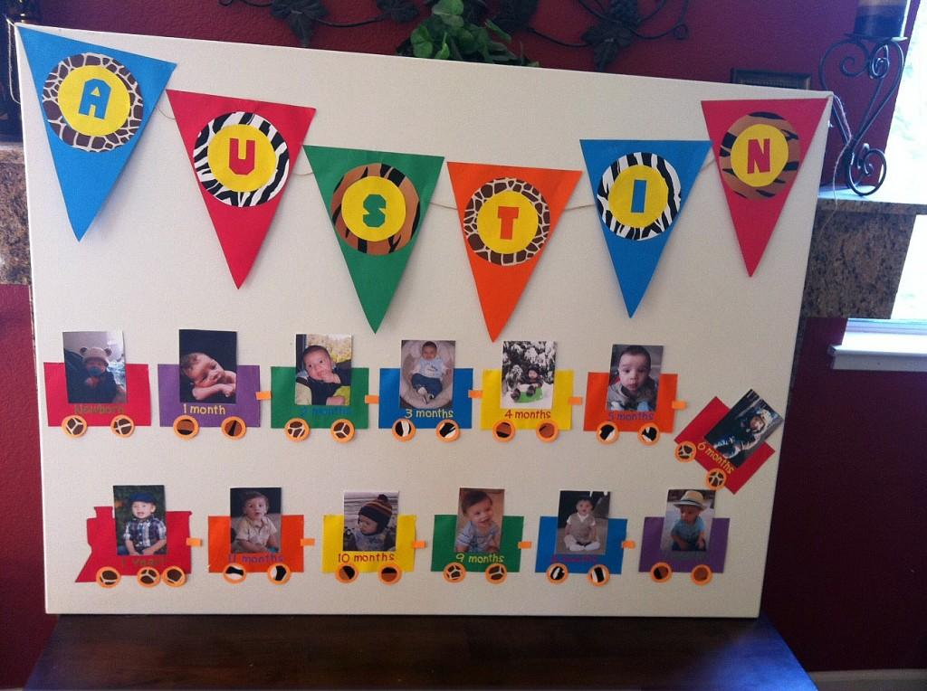 21 Jungle Themed Party DIY Birthday Banner