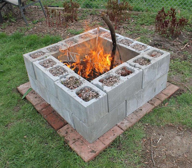 22 Fire Pit