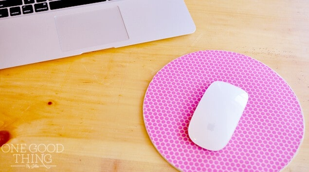 27 DIY Mousepad Makeover