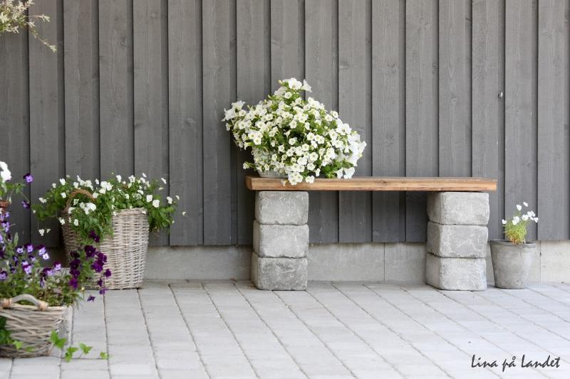 27 Outdoor Bench or Console Table