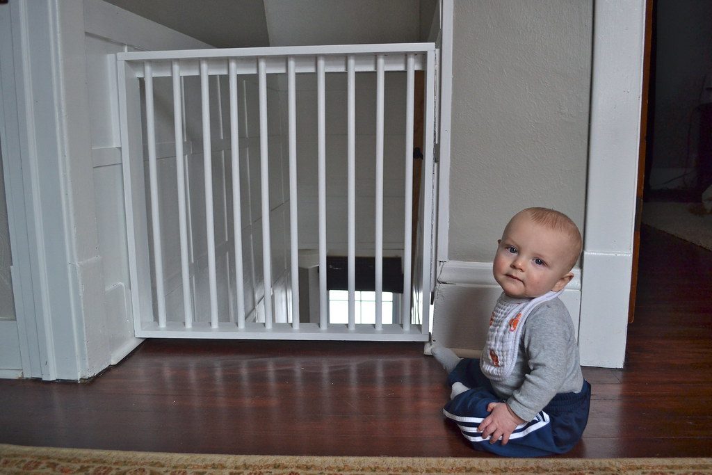 28 Building a better baby gate