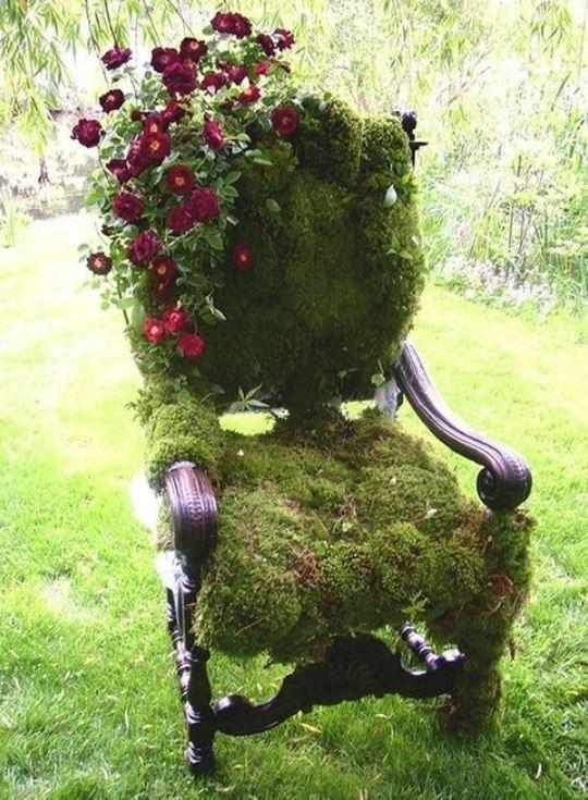 28 Garden Chair