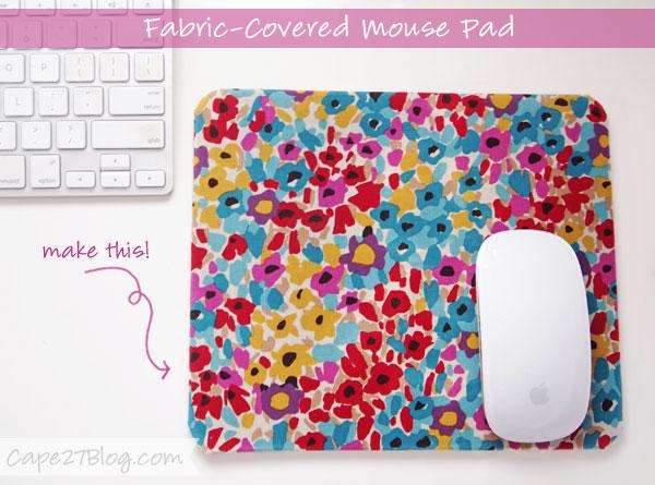 3 DIY Mouse Pad Tutorial
