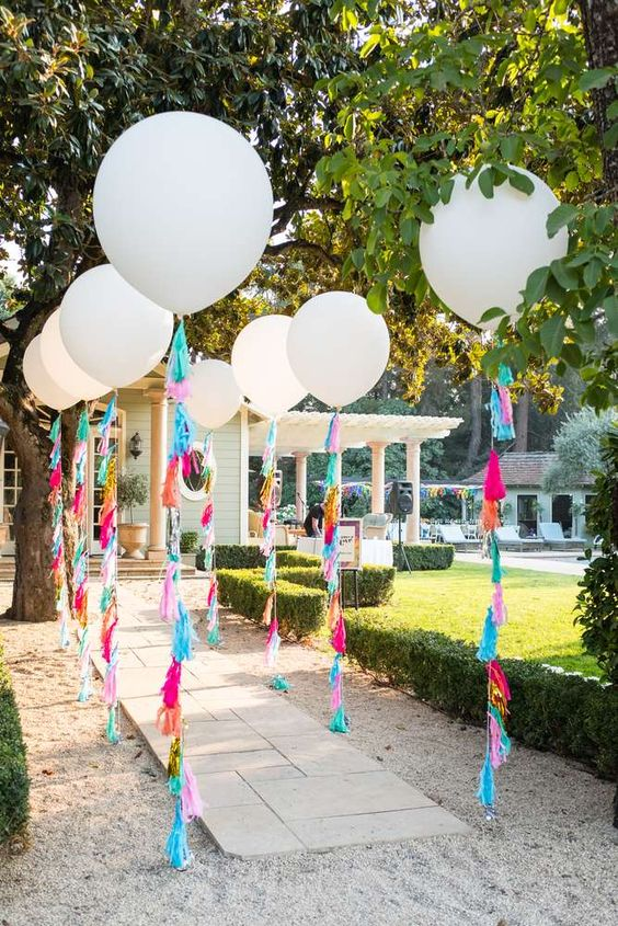 30 Summer of Love Birthday Party Ideas