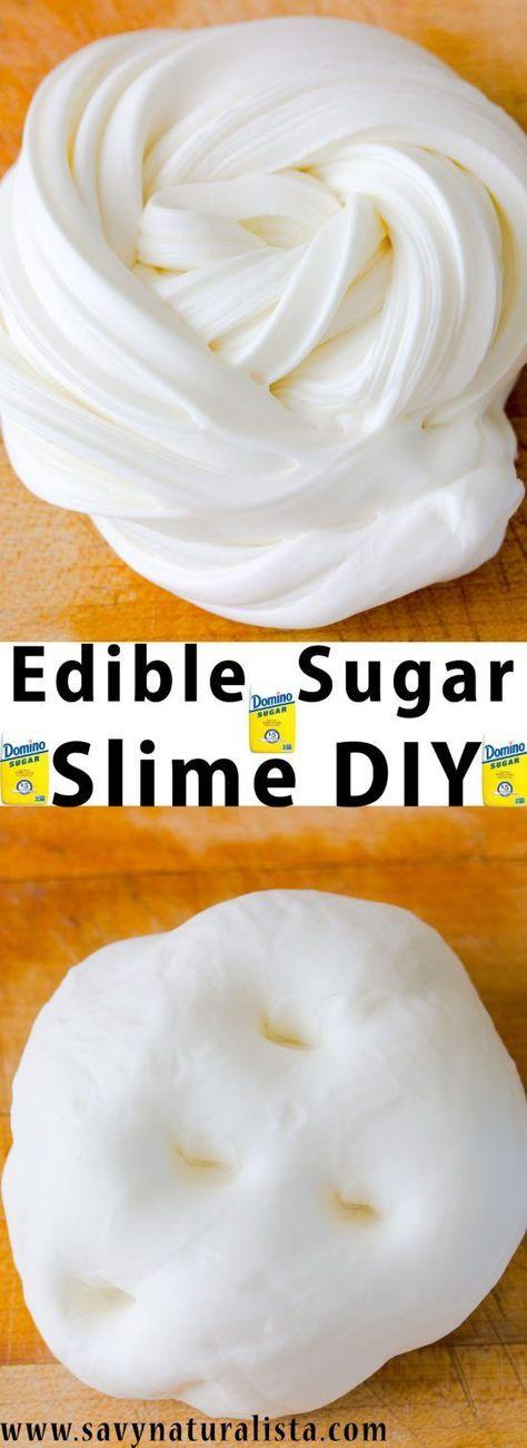 36 Edible Sugar Slime