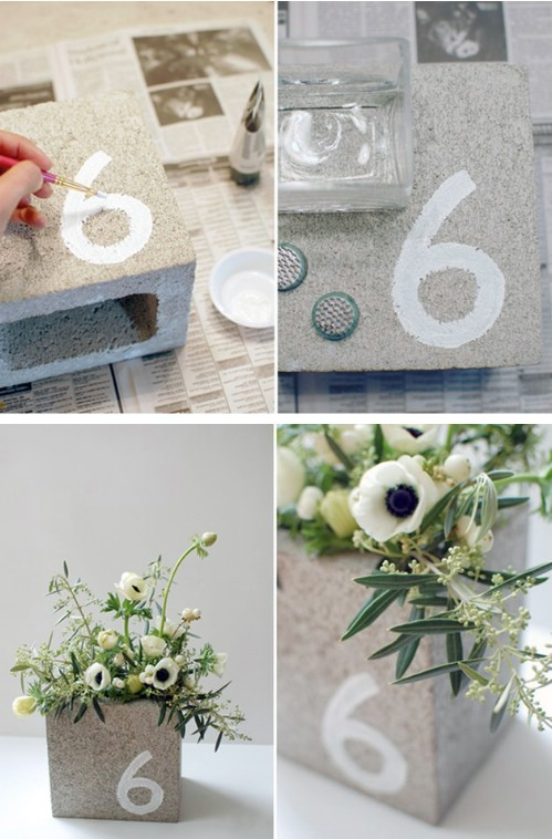 56 Centerpiece Table Number