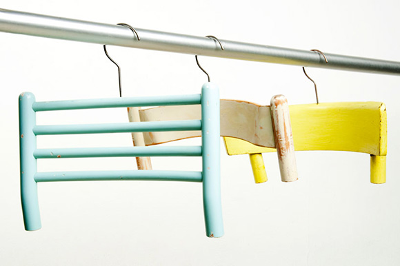 6 Use Broken Chair Backs As Hangers