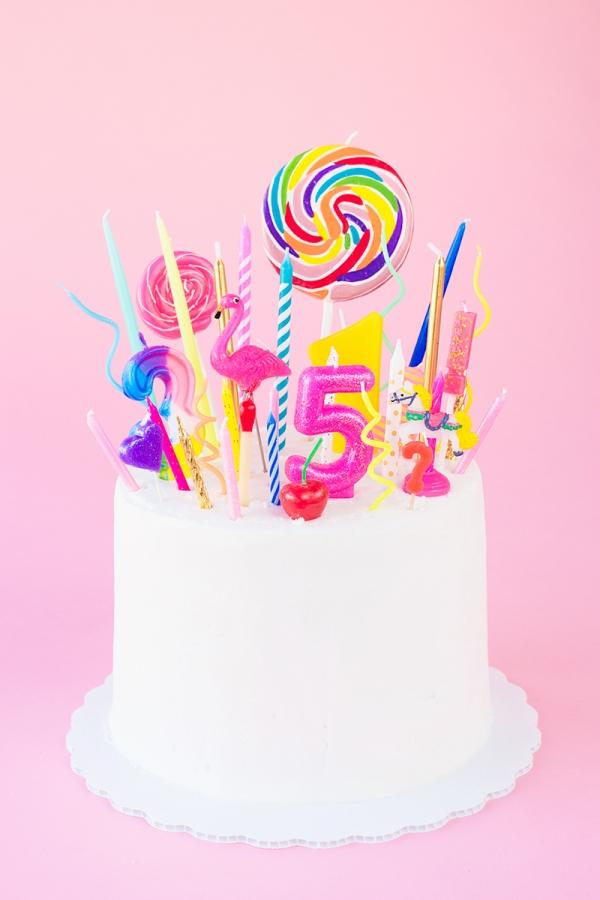 8 The Ultimate Guide to Birthday Candles