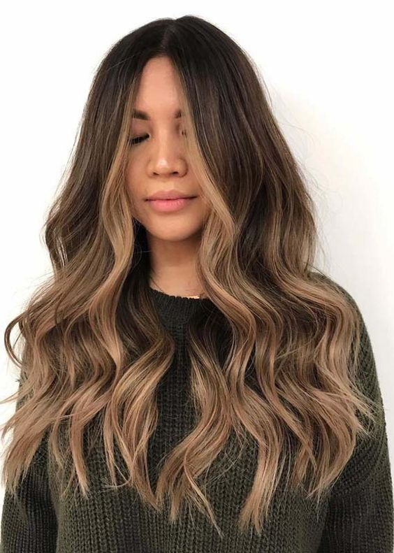 10 Brunette Balayage Hair