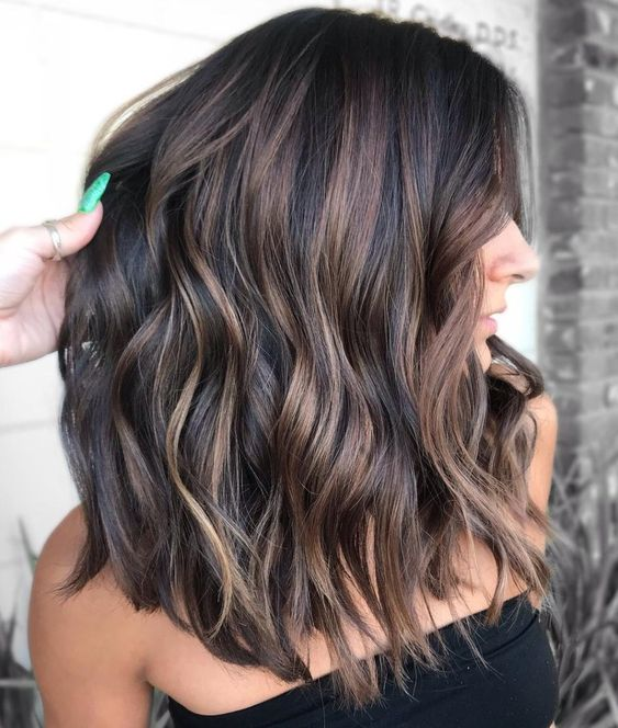 11 Brunette Balayage Hair