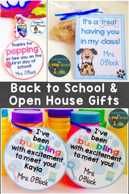 11 Meet the Teacher Student Gift Ideas