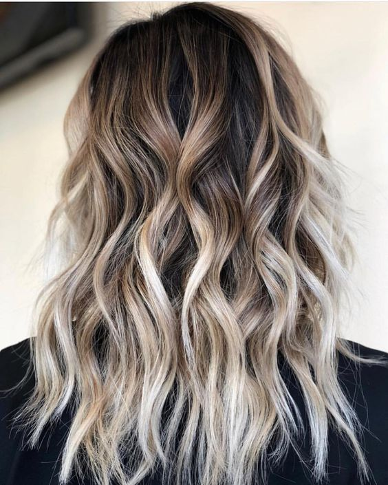 13 Brunette Balayage Hair