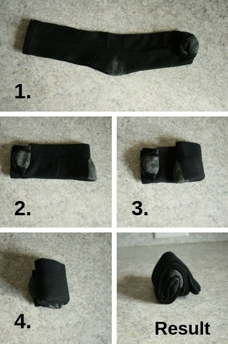 13 How to fold socks