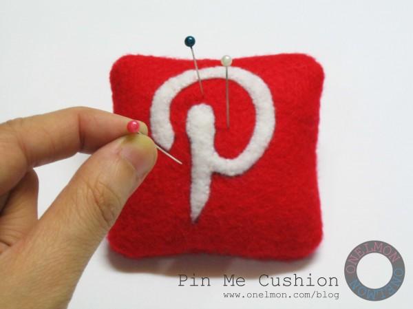 13 Pin Me Cushion