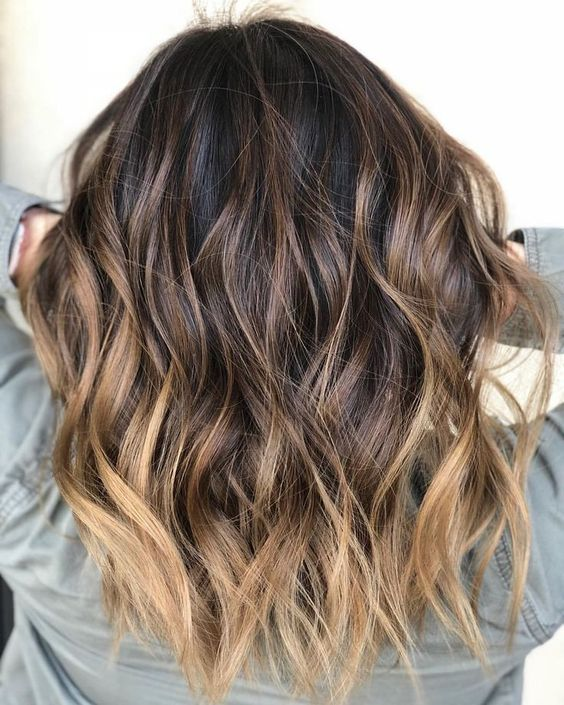 14 Brunette Balayage Hair