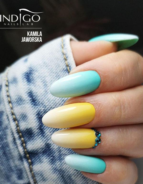 14 Fall Nail Art Designs