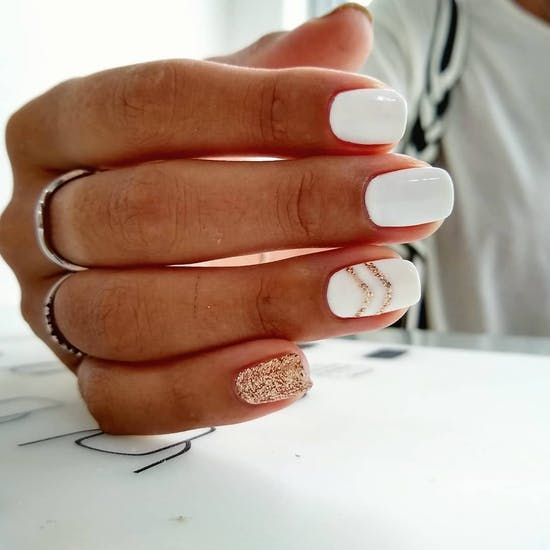 15 White Nail Art Designs