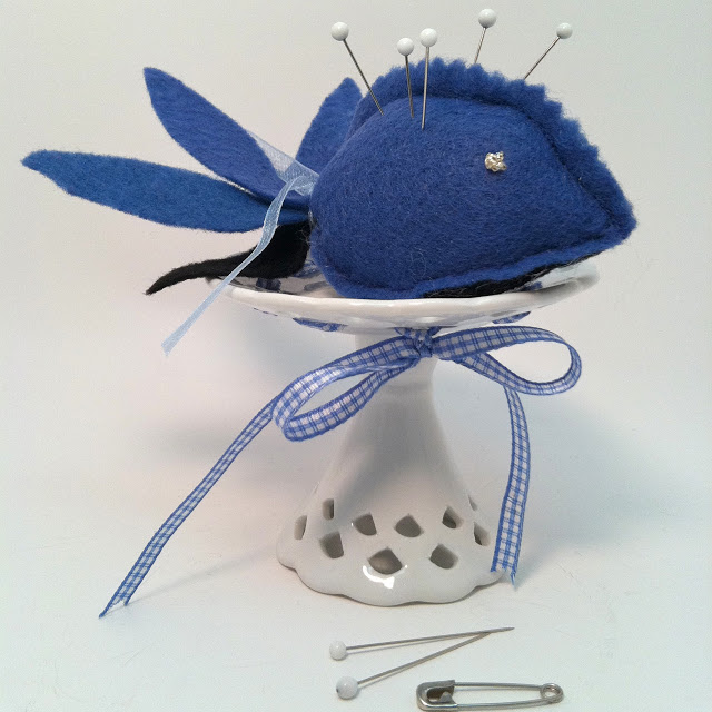 16 Cute Fish Pincushion