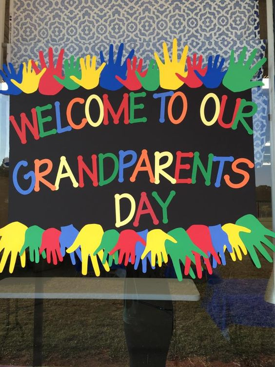 16 GRAND-Parents Day