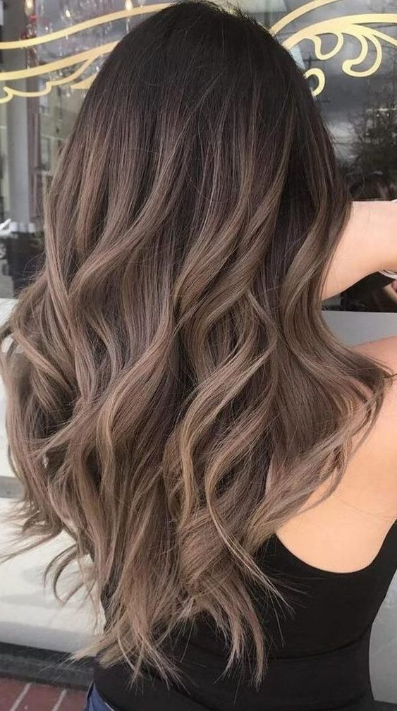 17 Brunette Balayage Hair