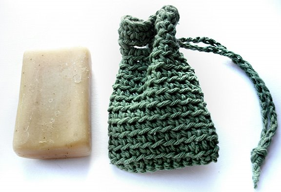 19 Crocheted Soap Saver