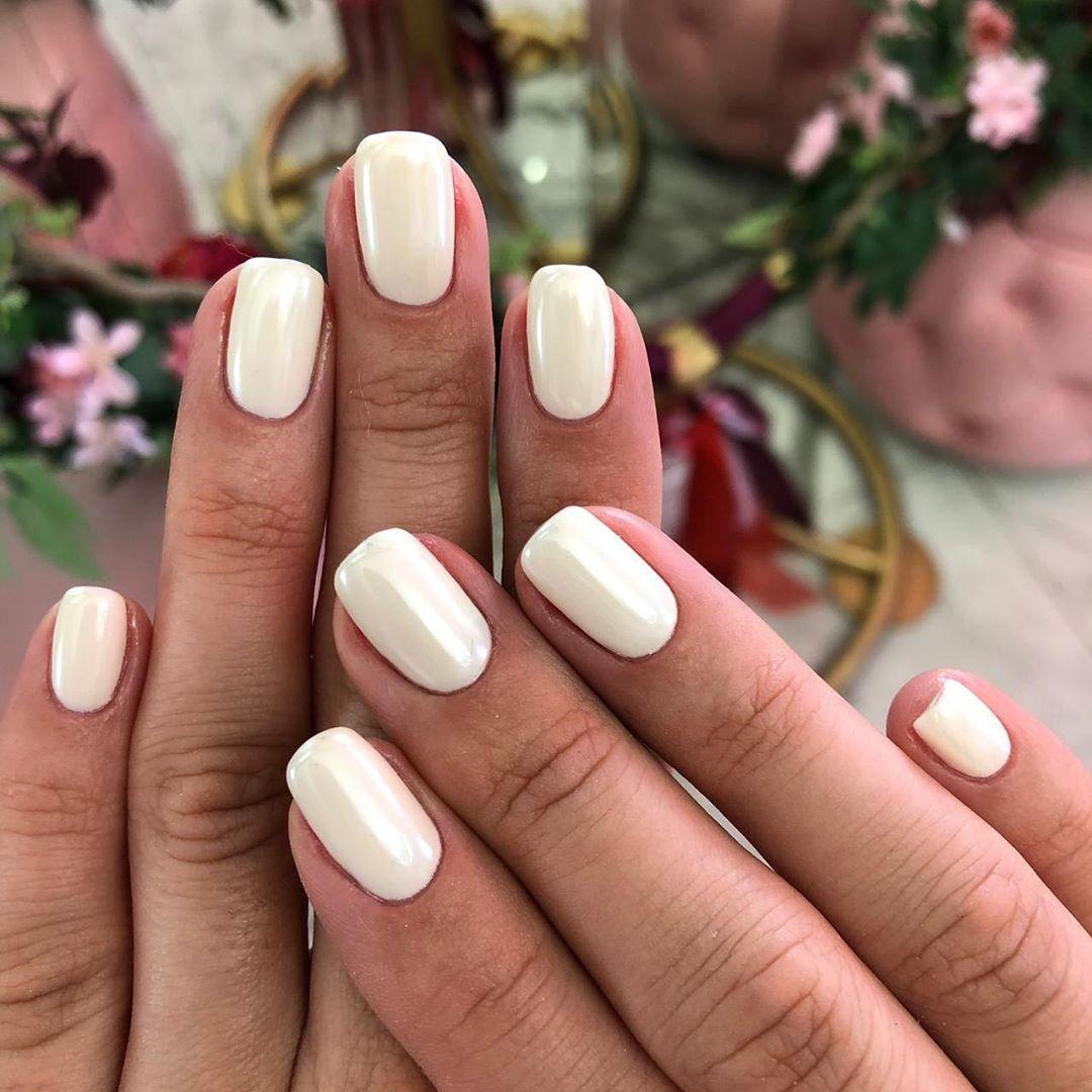 20 White Nail Art Designs