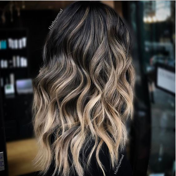 22 Brunette Balayage Hair