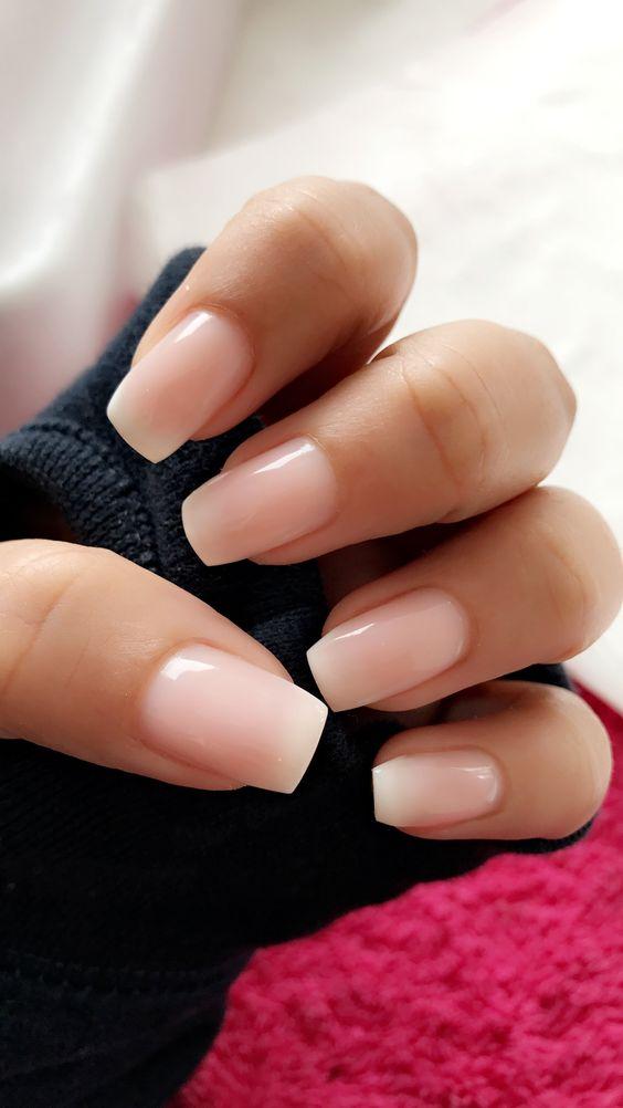 22 Short Gel Nail Designs