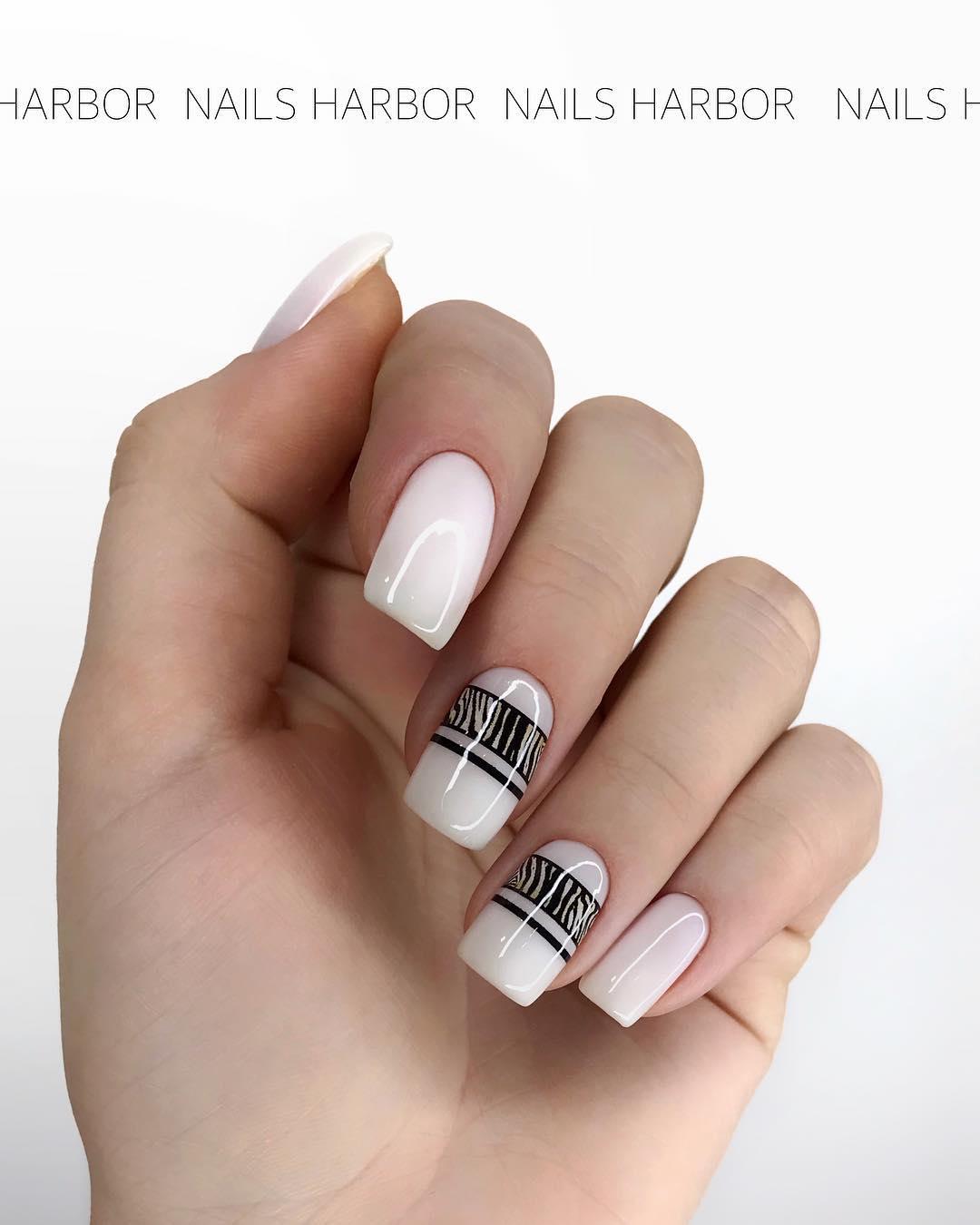 22 White Nail Art Designs