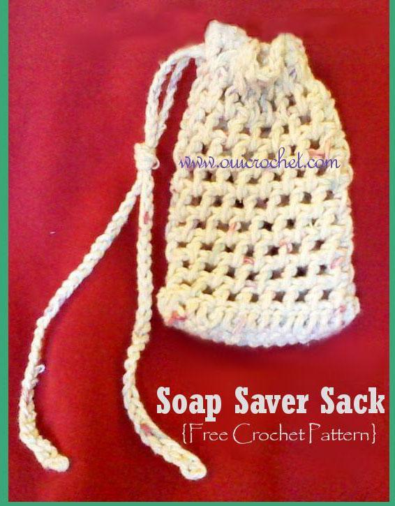 23 Crochet Soap Sack