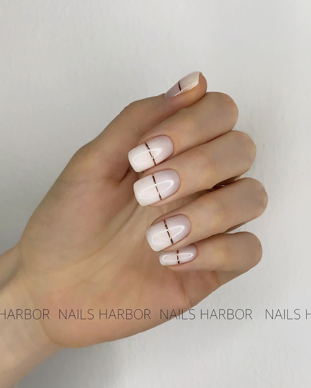 23 White Nail Art Designs